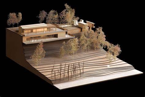 建筑设计模型