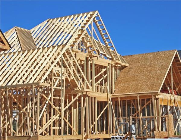 木结构别墅