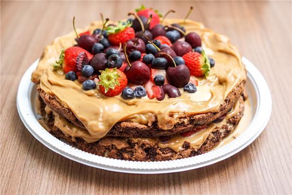 8寸蛋糕图片#8寸蛋糕图片 #甜品 #美食