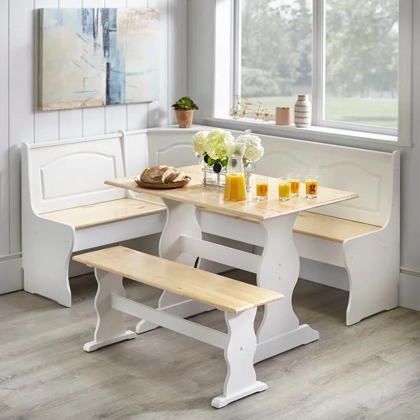 简单生活三件套餐桌