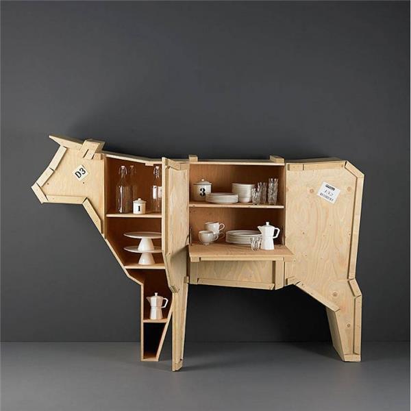 牛形餐柜  £4,400.00