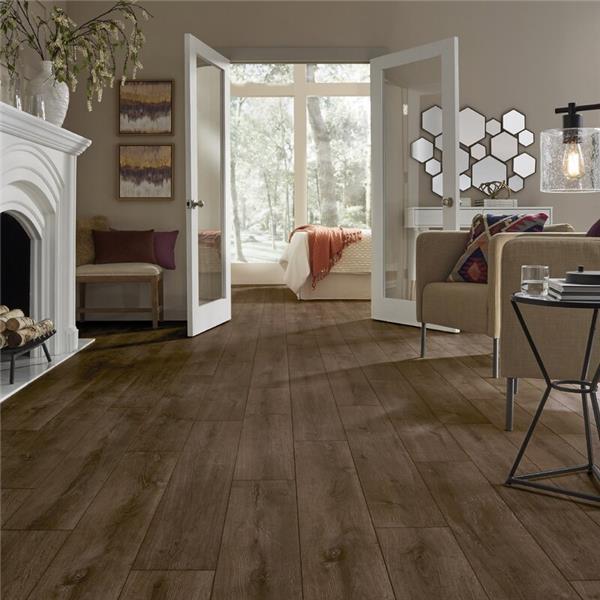 橡木强化木地板