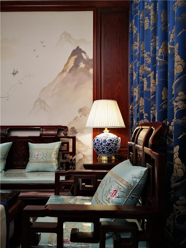 客厅-青花