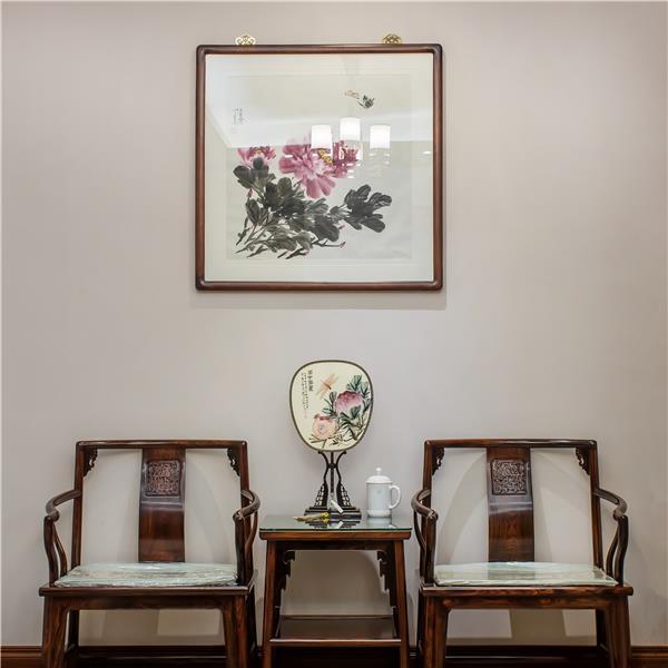 客厅-对称之美