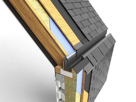檐沟详解#坡屋顶 #屋顶 #屋顶设计