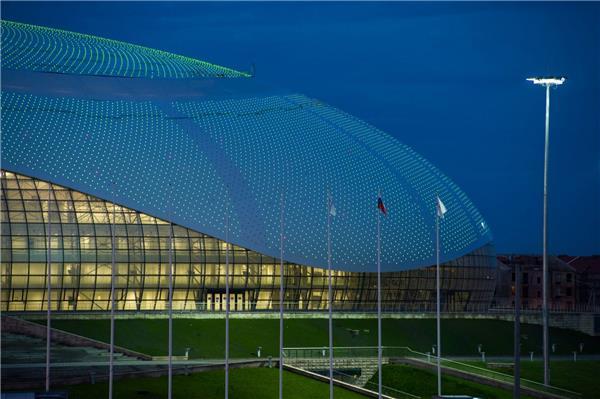 Bolshoy Ice Dome#球场 #体育景观