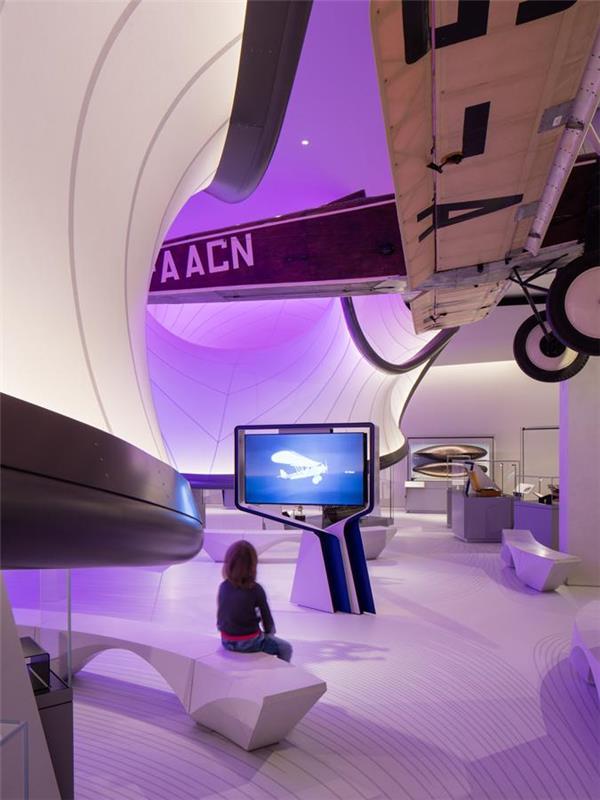 伦敦科学博物馆数学展廊