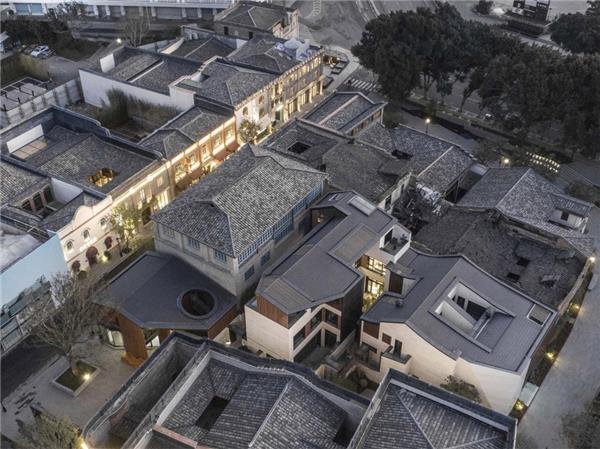苍霞「海月江潮」历史街区保护与城市更新