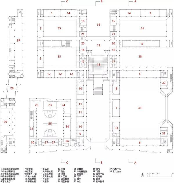 北京外国语大学附属杭州橄榄树学校_3545194