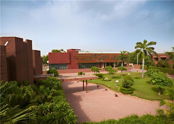韩国驻印度大使馆附楼
