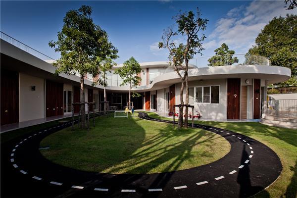 曼谷肯辛顿国际幼儿园 / PLAN Architect_3542046