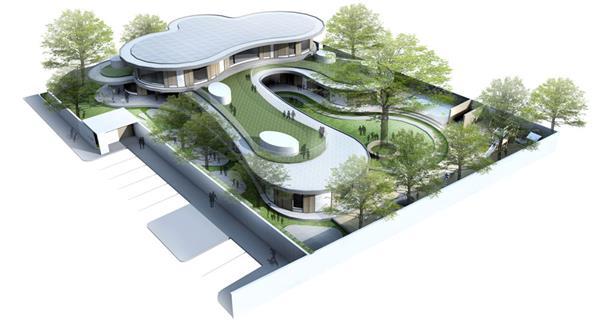 曼谷肯辛顿国际幼儿园 / PLAN Architect