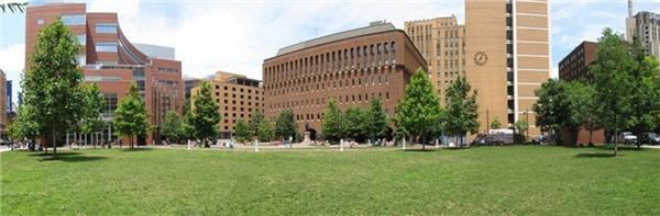 托马斯·杰斐逊大学卢伯特广场