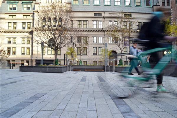 波斯顿萨福克大学Roemer广场