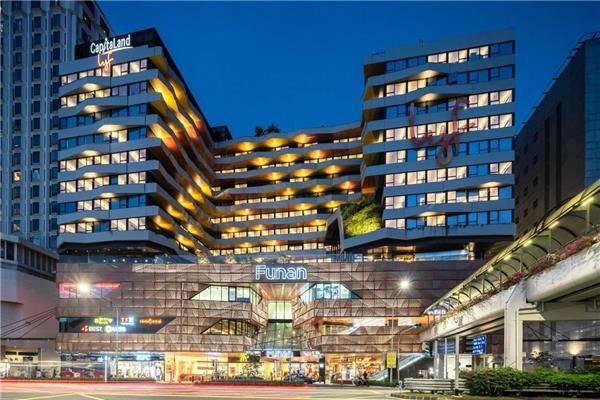 Funan-最佳综合体#mipim #入选作品 #建筑设计