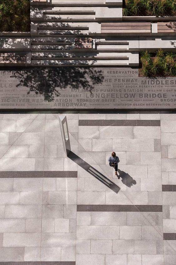 萨福克大学Roemer广场