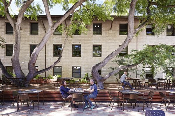 默多克大学学生中心
