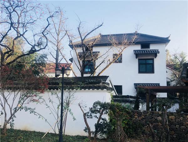 长兴县小浦镇八都岕风貌提升设计