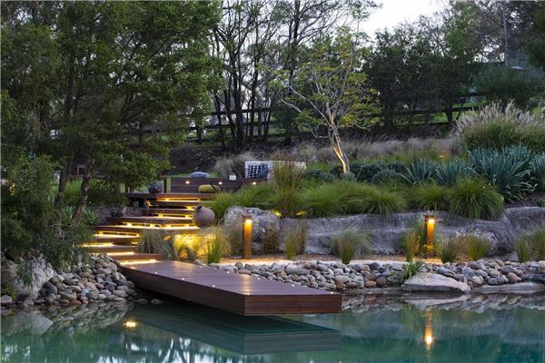 特里希尔斯花园乡村景观设计