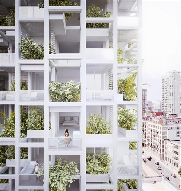 维杰亚瓦达花园住宅设计 / penda槃达中国