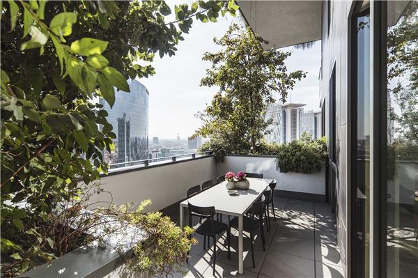 可持续住宅塔楼  / Stefano Boeri Office