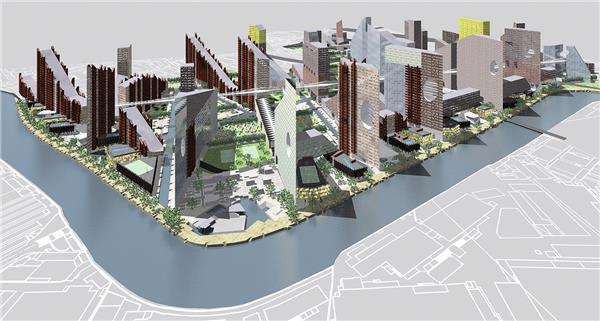 许多乌托邦: BAU129新湖珍珠城房屋开发#郊区化住宅 #住宅规划 #郊区住宅