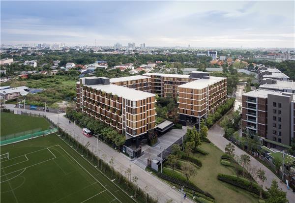 Mori Haus住宅区及配套设计#郊区化住宅 #住宅规划 #郊区住宅
