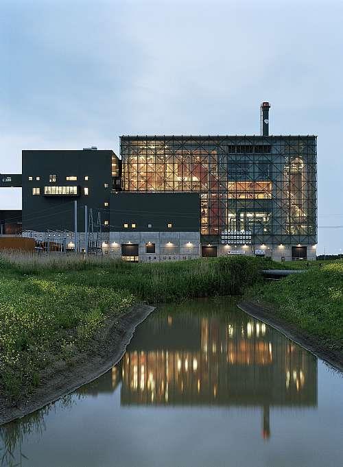 加尔斯塔德工厂 / 瑞典