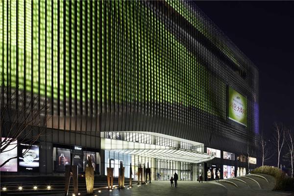 韩国天安市中心商业广场_3532726