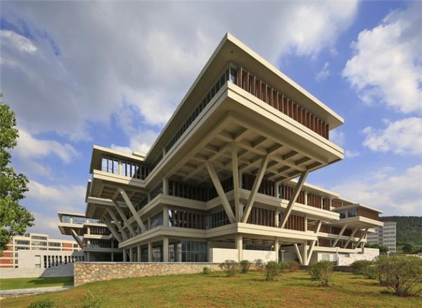 江苏建筑职业技术学院图书馆