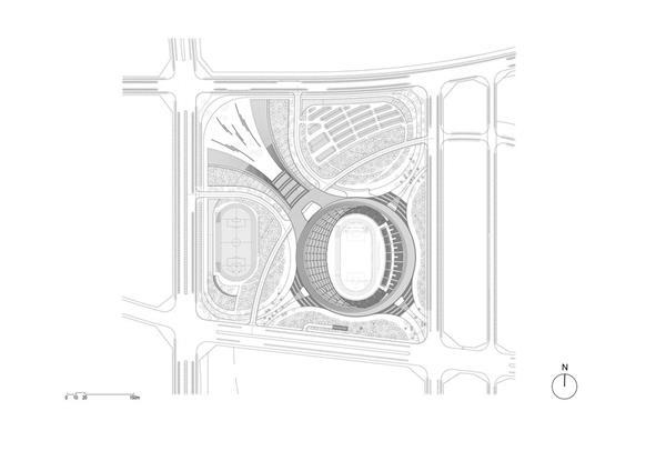 海口   五源河体育场