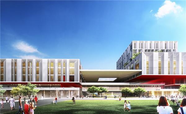 西安   儿童医院(经开院区)概念性方案设计_3532859