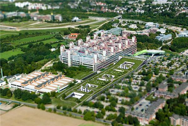 德国  RWTH亚琴大学医院扩建_3532860