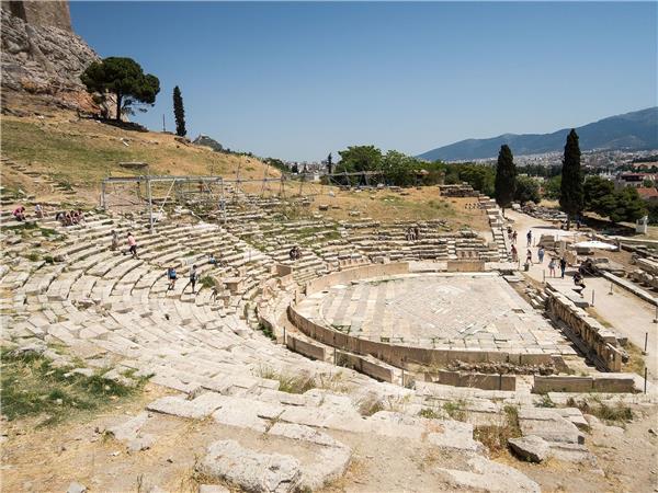 雅典狄俄尼索斯剧院