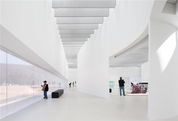 康宁玻璃当代艺术博物馆(2020年AIA室内建筑奖)