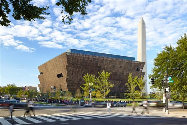 国家非裔美国人历史和文化博物馆(2019年AIA建筑荣誉奖)