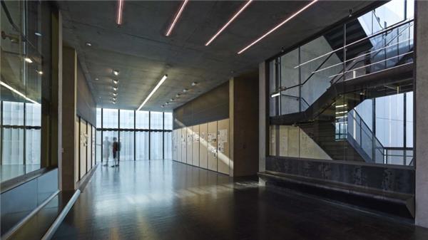 沃克·沃克音乐厅和史蒂文·安德森设计中心(2018年AIA建筑荣誉奖)