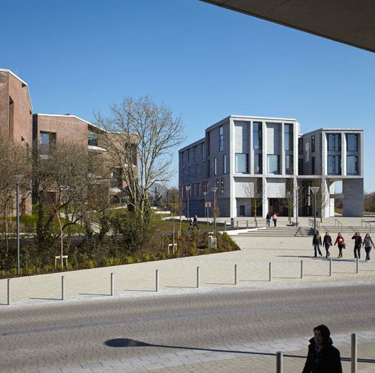 利默里克大学医学院大楼和宿舍楼