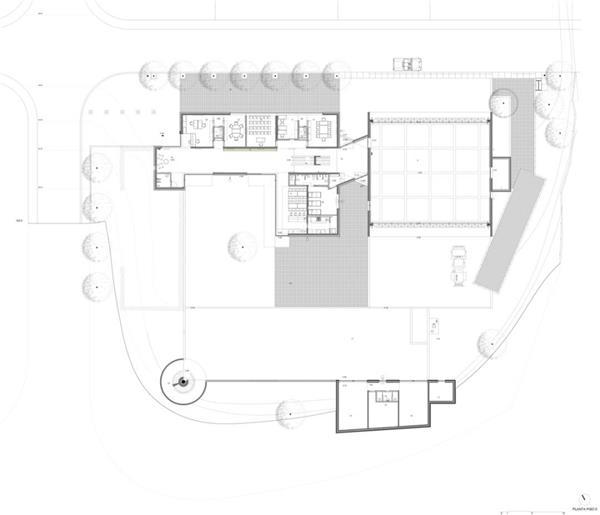 综合消防站,葡萄牙 / Alvaro Siza