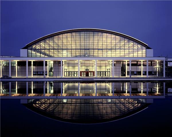 菲德烈港展览中心