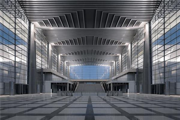 西安丝路国际展览中心