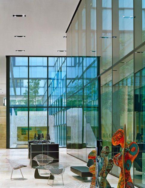联合国艾滋病规划署行政大楼