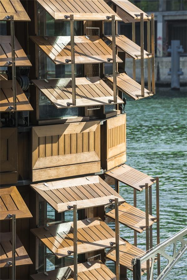 巴黎精神病院Adamant / Seine Design_3541006