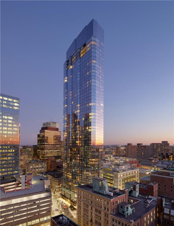 2014年,Handel Architects在波士顿20年的努力获得了AIANY荣誉奖。