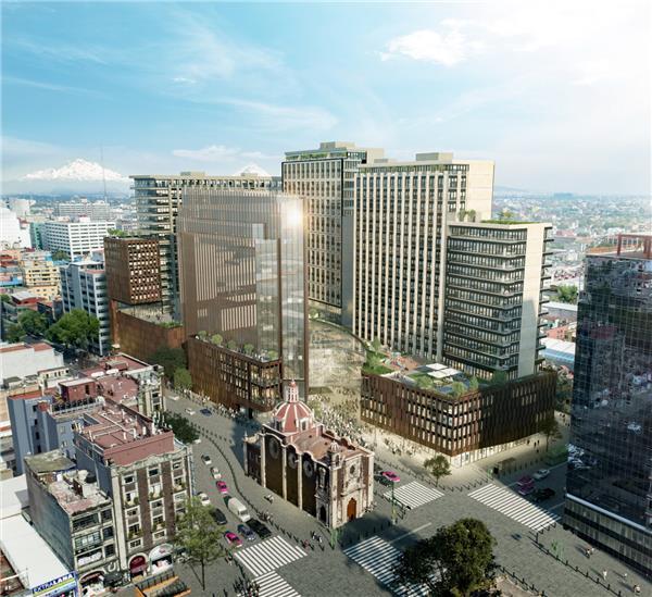 Barrio Letrán总体规划