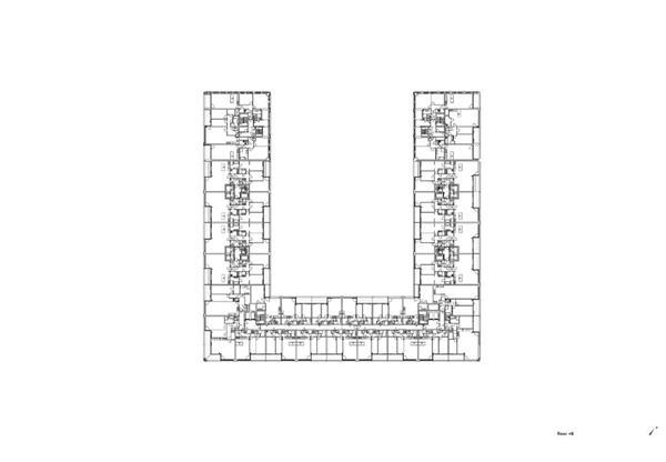 Pontsteiger住宅项目(来源:搜建筑)