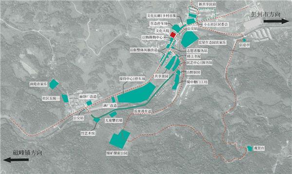 小石村文化大院及小石村整体规划