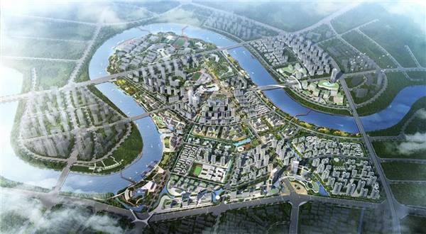HMD 未来社区赋能城市有机更新 | 台州黄岩东浦社区九大未来场景抢先看
