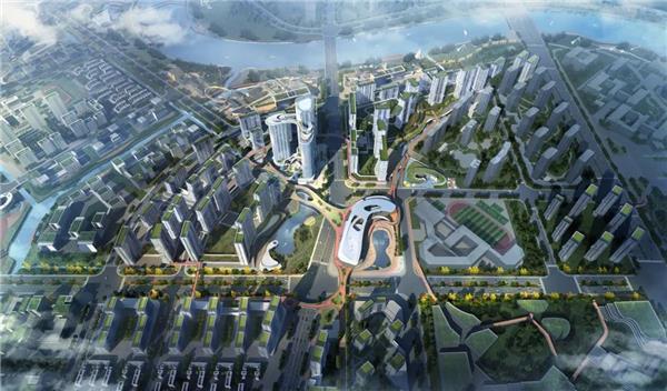 HMD 未来社区赋能城市有机更新 | 台州黄岩东浦社区九大未来场景抢先看_3549200
