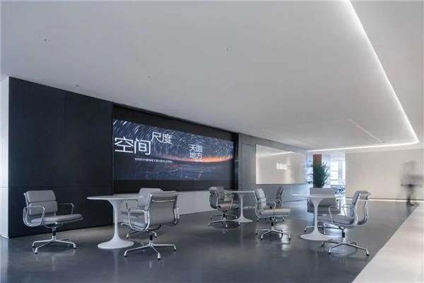 HMD新作   开放共享的新时代办公,联邦家私集团新总部大楼室内设计_3549476